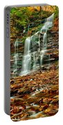 Below Ganoga Falls Portable Battery Charger