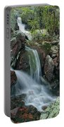 Below Mina Sauk Falls 4 On Taum Sauk Mountain Portable Battery Charger