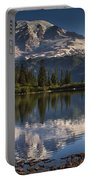 Bench Lake Sunrise Portable Battery Charger