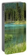Bend In Mistaya River Portable Battery Charger
