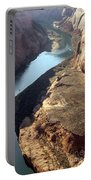 Bend In The Colorado River Portable Battery Charger