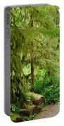 Bend In The Rainforest Portable Battery Charger