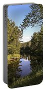 Bend In The River Portable Battery Charger