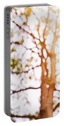 Beneath A Tree 14 5286 Triptych Set 1 Of 3 Portable Battery Charger by Ulrich Schade