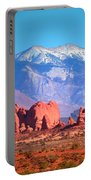Beneath Blue Skies Portable Battery Charger
