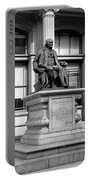 Benjamin Franklin Statue Philadelphia Portable Battery Charger