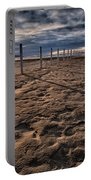 Benone Beach Posts Portable Battery Charger
