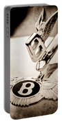 Bentley Hood Ornament - Emblem Portable Battery Charger