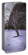 Berkshires Winter 2 - Massachusetts Portable Battery Charger
