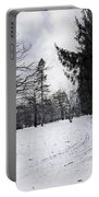 Berkshires Winter 9 - Massachusetts Portable Battery Charger