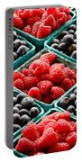 Berry Berry Nice Portable Battery Charger