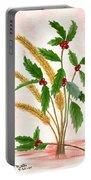 Berry Portable Battery Charger