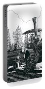 Best Steam Traction Engine Portable Battery Charger