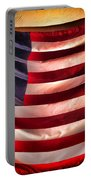 Betsy Ross Flag Portable Battery Charger