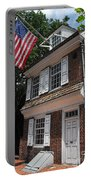 Betsy Ross House Portable Battery Charger