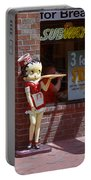 Betty Boop 1 Portable Battery Charger