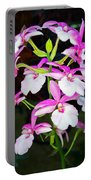 'betty' Orchid Portable Battery Charger