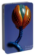 Beverly Hills Hymns Of Tulips Sculpture By Diana Sainz Portable Battery Charger