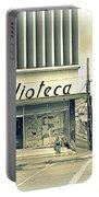 Biblioteca Cubana Portable Battery Charger