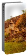 Bibury Almhouses Portable Battery Charger