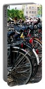 Bicycle Parking Lot Portable Battery Charger