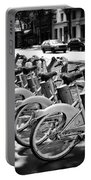 Bicycles - Velib Station - Paris Portable Battery Charger