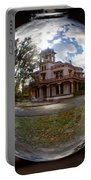 Bidwell Mansion Through A Glass Eye Portable Battery Charger