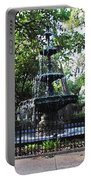 Bienville Fountain Mobile Alabama Portable Battery Charger