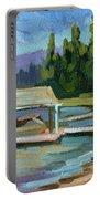 Big Bear Lake South Shore 2 Portable Battery Charger