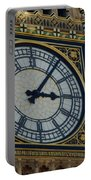 Big Ben Clock Portable Battery Charger