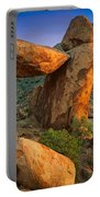Big Bend Window Rock Portable Battery Charger