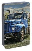 Big Blue Mack Portable Battery Charger