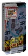 Big Daddy's Drive Inn Auburn Wa Portable Battery Charger