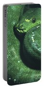 Big Green Eating Machine Portable Battery Charger