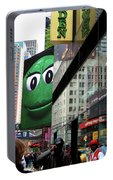 Big Green M And M Portable Battery Charger