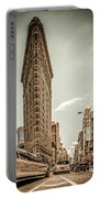 Big In The Big Apple Portable Battery Charger