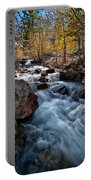 Big Pine Creek Portable Battery Charger by Cat Connor