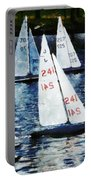 Big Sailors And Little Boats Portable Battery Charger