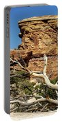Big Spring Canyon Overlook Portable Battery Charger