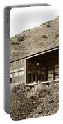 Big Sur Hot Springs Now The Esalen Institute California Circa 1961 Portable Battery Charger