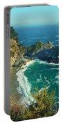 Big Sur Little Cove Portable Battery Charger