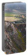 Big Sur Panorama Portable Battery Charger