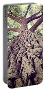 Big Tree Bark Portable Battery Charger