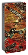 Bigsby Faux Mural Portable Battery Charger