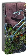 Bike In The Vines Portable Battery Charger