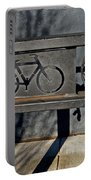 Bike Rack Portable Battery Charger