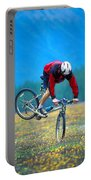 Bike Stunt Portable Battery Charger