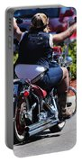Bike Week Portable Battery Charger