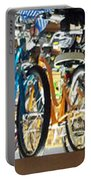 Bikes Hanging Around Portable Battery Charger
