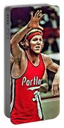 Bill Walton Portable Battery Charger by Florian Rodarte